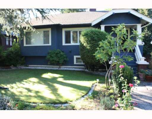 Main Photo: 3478 W 40TH Avenue in Vancouver: Dunbar House for sale (Vancouver West)  : MLS®# V803262