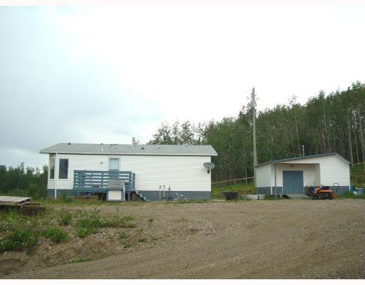 Main Photo: 13186 PRESTON Road in Fort_St._John: Fort St. John - Rural W 100th Manufactured Home for sale (Fort St. John (Zone 60))  : MLS®# N184137
