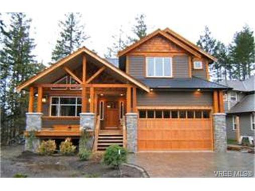 Main Photo: 3590 Castlewood Road in VICTORIA: Co Latoria Single Family Detached for sale (Colwood)  : MLS®# 225463
