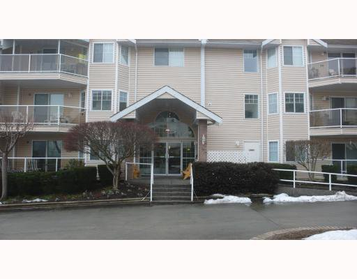 "Main Photo: 321 22611 116TH Avenue in Maple_Ridge: East Central Condo for sale in ""ROSEWOOD COURT"" (Maple Ridge)  : MLS®# V747869"