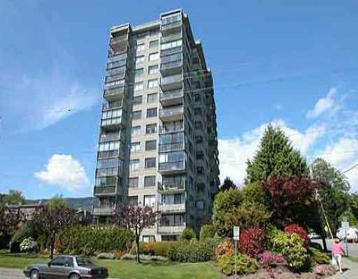 "Photo 1: Photos: # 206 555 13TH ST Ambleside, West Vancouver in West Vancouver: Ambleside Condo for sale in ""PARKVIEW TOWER"" : MLS®# V751957"