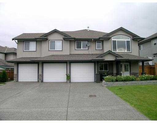 Main Photo: 20125 TELEP AV in Maple Ridge: Northwest Maple Ridge House for sale : MLS®# V556677