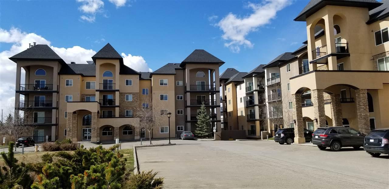 Main Photo: 113 14612 125 Street in Edmonton: Zone 27 Condo for sale : MLS®# E4172844