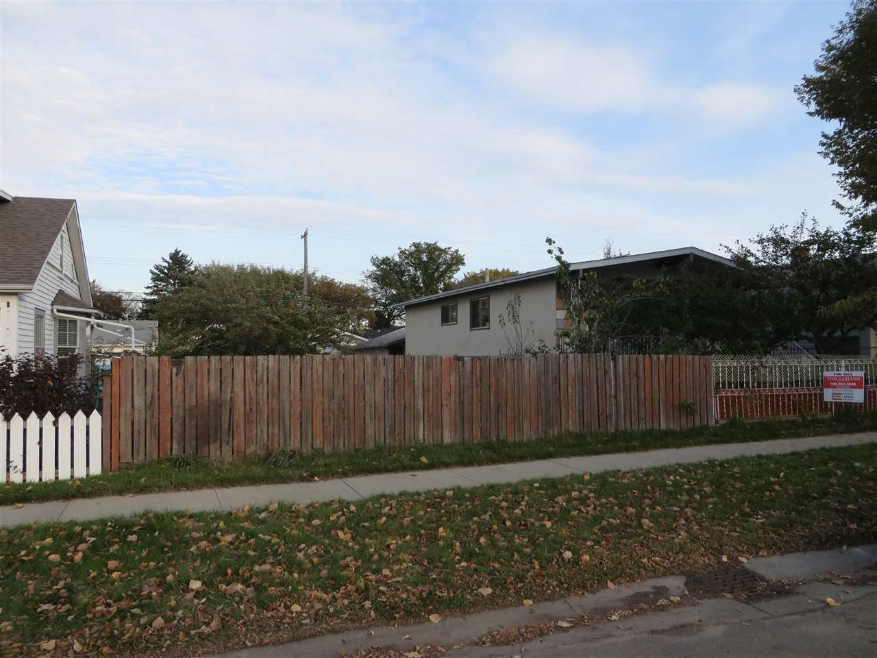 Main Photo: 11535 84 Street NW in Edmonton: Zone 05 Vacant Lot for sale : MLS®# E4176940
