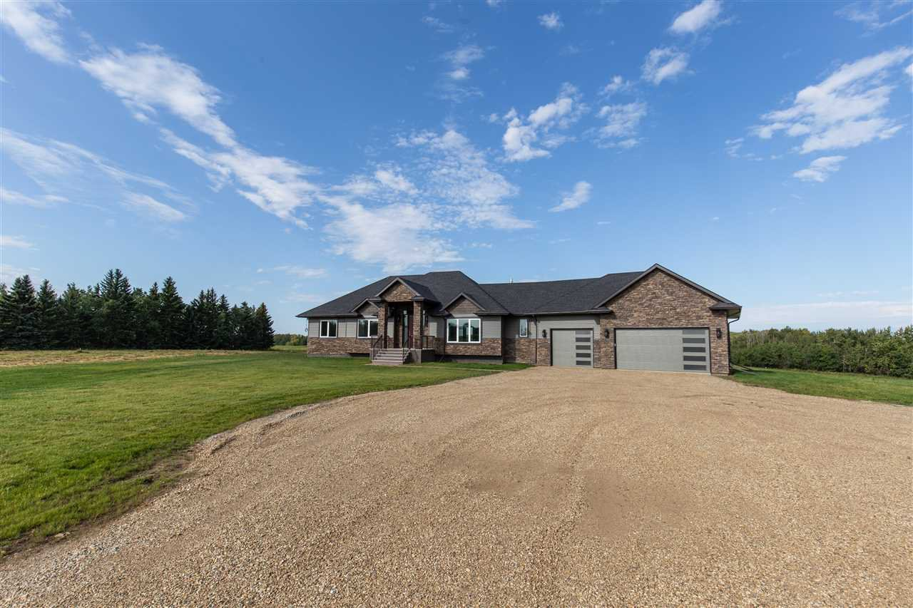 Main Photo: 53468 RGE RD 220: Rural Strathcona County House for sale : MLS®# E4181378