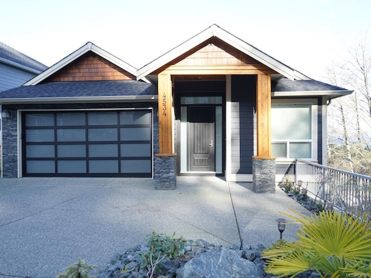 Main Photo: 4534 Laguna Way in NANAIMO: Na North Nanaimo House for sale (Nanaimo)  : MLS®# 831089