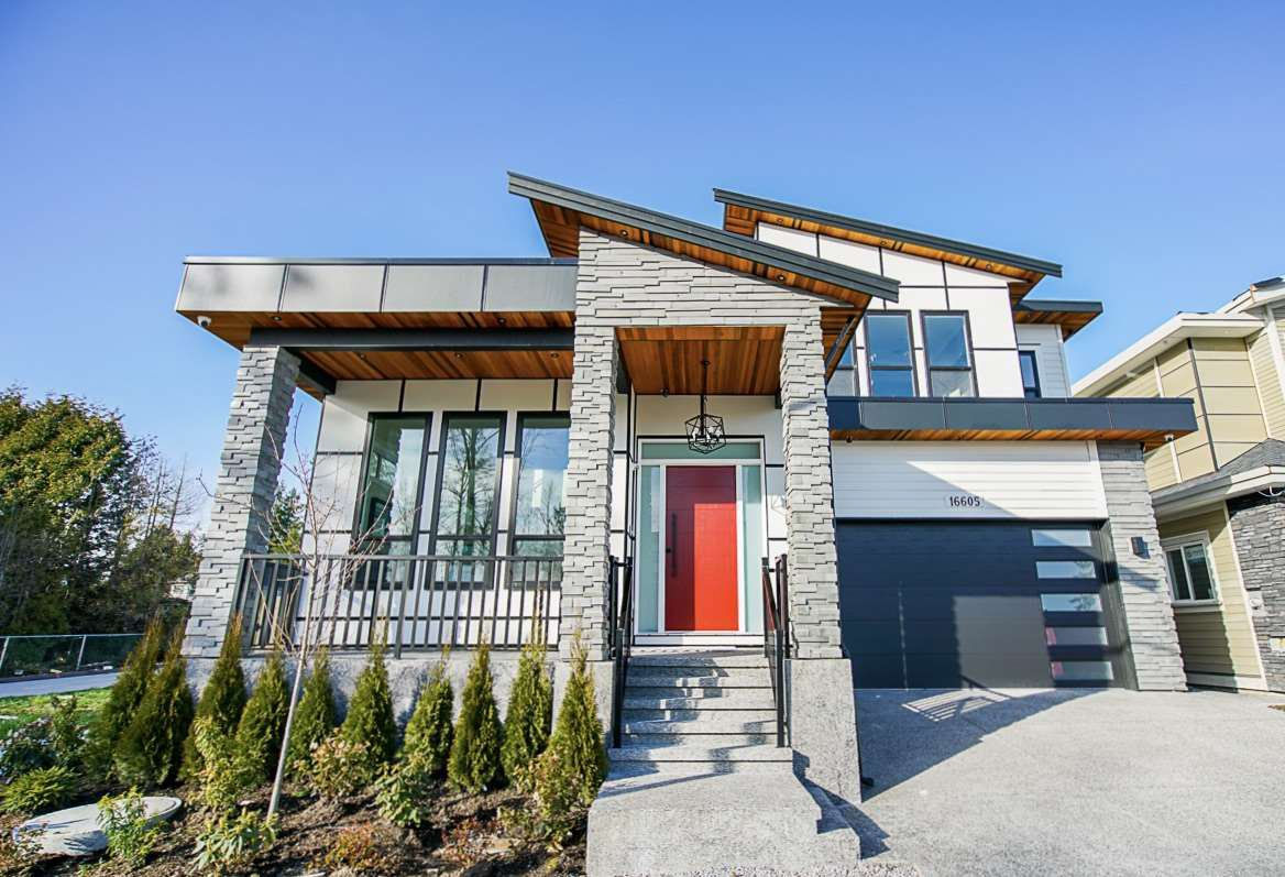 Main Photo: 16605 18B Avenue in Surrey: Grandview Surrey House for sale (South Surrey White Rock)  : MLS®# R2440303
