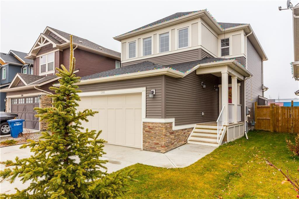 Main Photo: 1362 Kings Heights Way: Airdrie Detached for sale : MLS®# A1012710