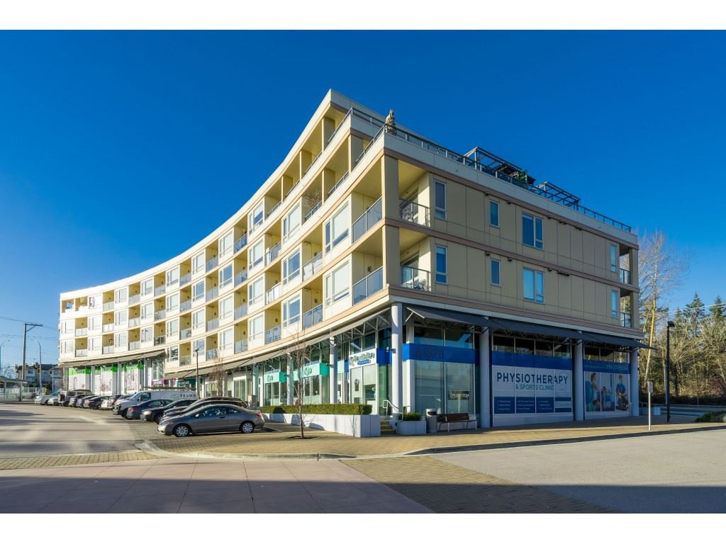 """Main Photo: 209 19228 64TH Avenue in Surrey: Clayton Condo for sale in """"Focal Point"""" (Cloverdale)  : MLS®# R2528445"""