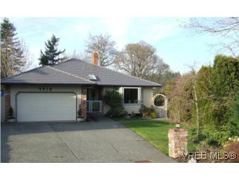 Main Photo: 4418 Strom Ness Pl in VICTORIA: SW Royal Oak Single Family Detached for sale (Saanich West)  : MLS®# 532460