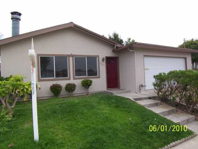 Main Photo: MISSION VALLEY House for sale : 3 bedrooms : 2365 Meadow Lark in San Diego