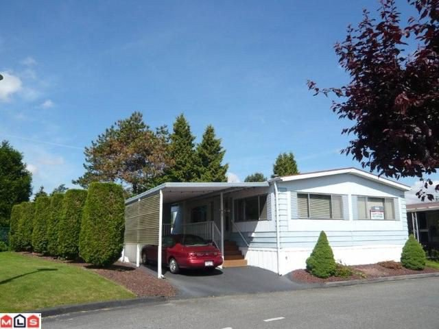 "Main Photo: 13 8254 134 STREET Street in Surrey: Queen Mary Park Surrey Manufactured Home for sale in ""Westwood Estates"" : MLS®# F1015016"