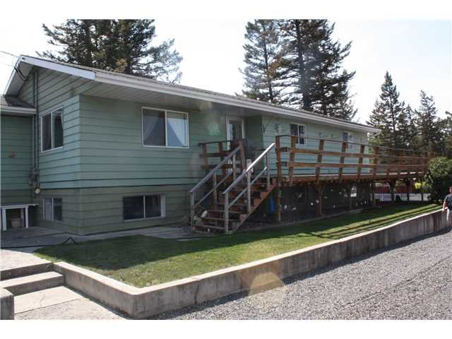 Main Photo: 1011 DOG CREEK Road in Williams Lake: Esler/Dog Creek House for sale (Williams Lake (Zone 27))  : MLS®# N203721