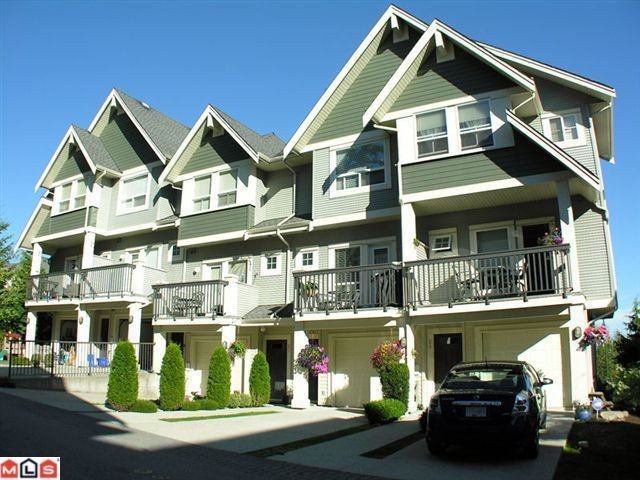 """Main Photo: 26 15065 58TH Avenue in Surrey: Sullivan Station Townhouse for sale in """"SPRINGHILL"""" : MLS®# F1027637"""