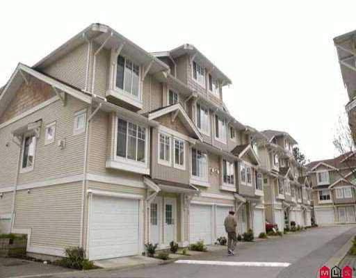 "Main Photo: 66 12110 75A AV in Surrey: West Newton Townhouse for sale in ""MANDALAY VILLAGE"" : MLS®# F2607509"