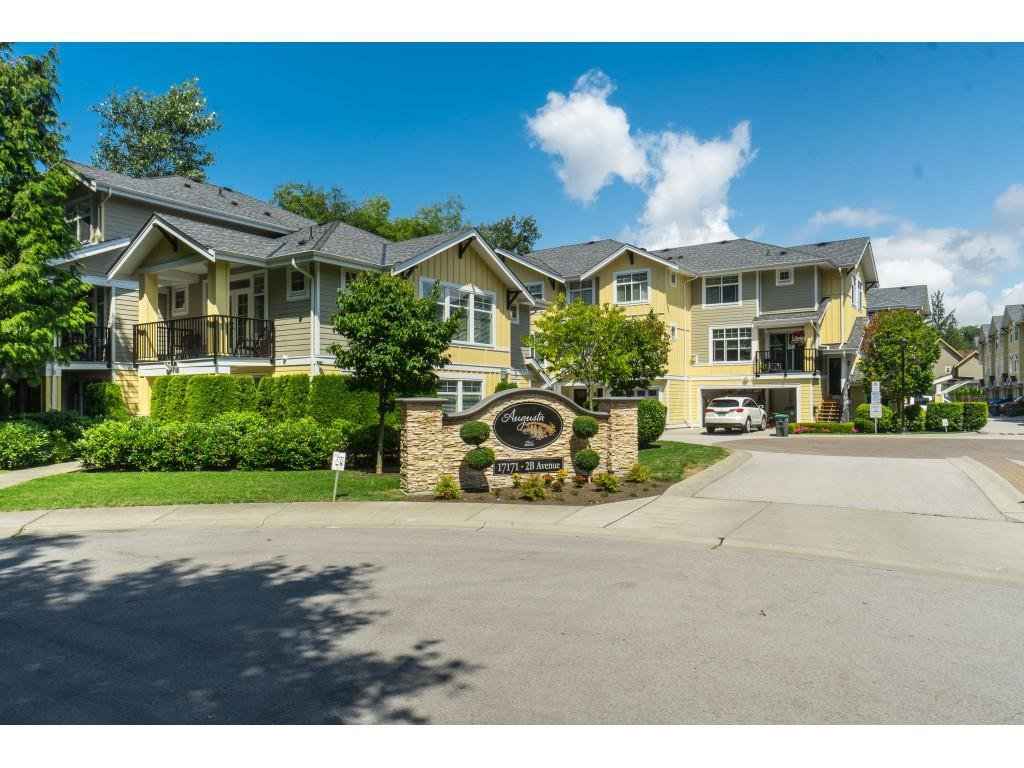 """Main Photo: 19 17171 2B Avenue in Surrey: Pacific Douglas Townhouse for sale in """"Augusta"""" (South Surrey White Rock)  : MLS®# R2390213"""
