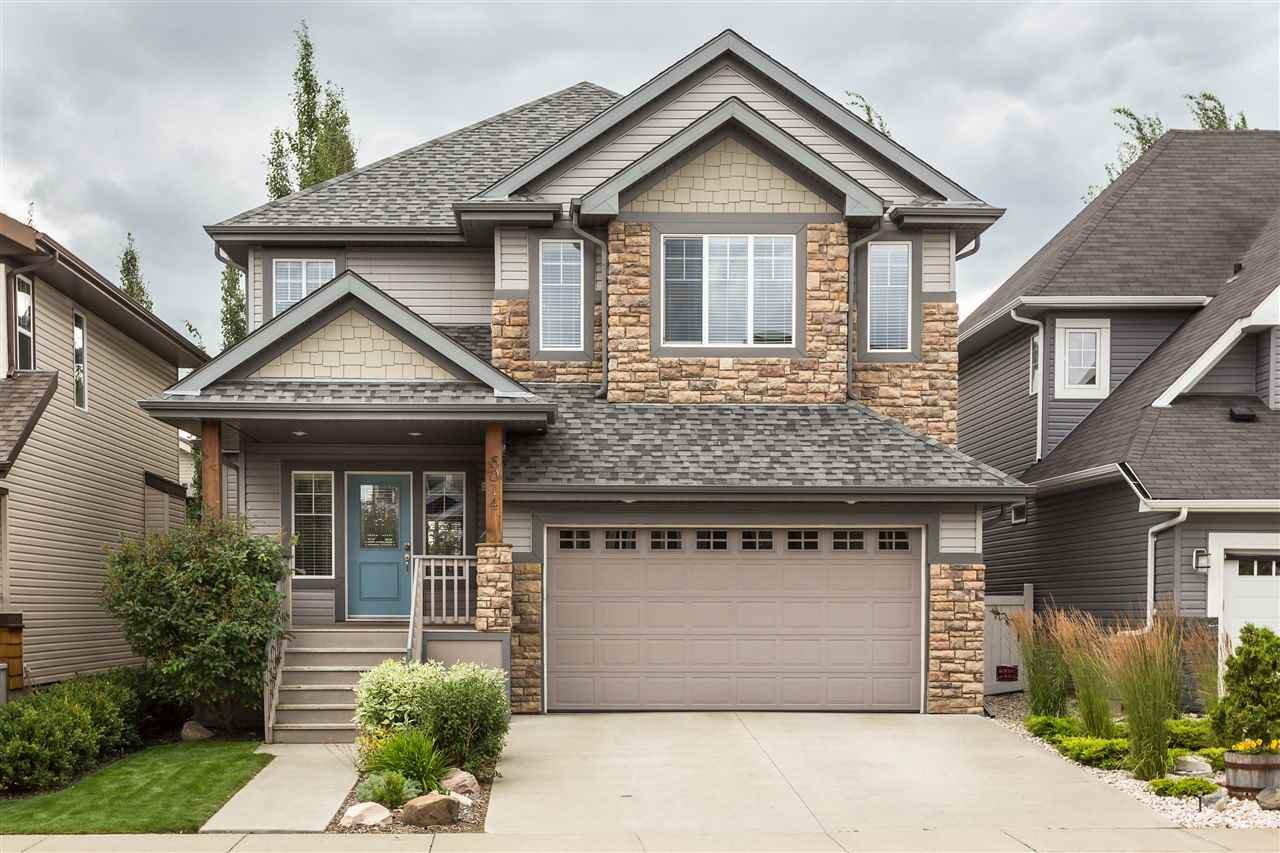 Main Photo: 6014 Stinson Road in Edmonton: Zone 14 House for sale : MLS®# E4169589