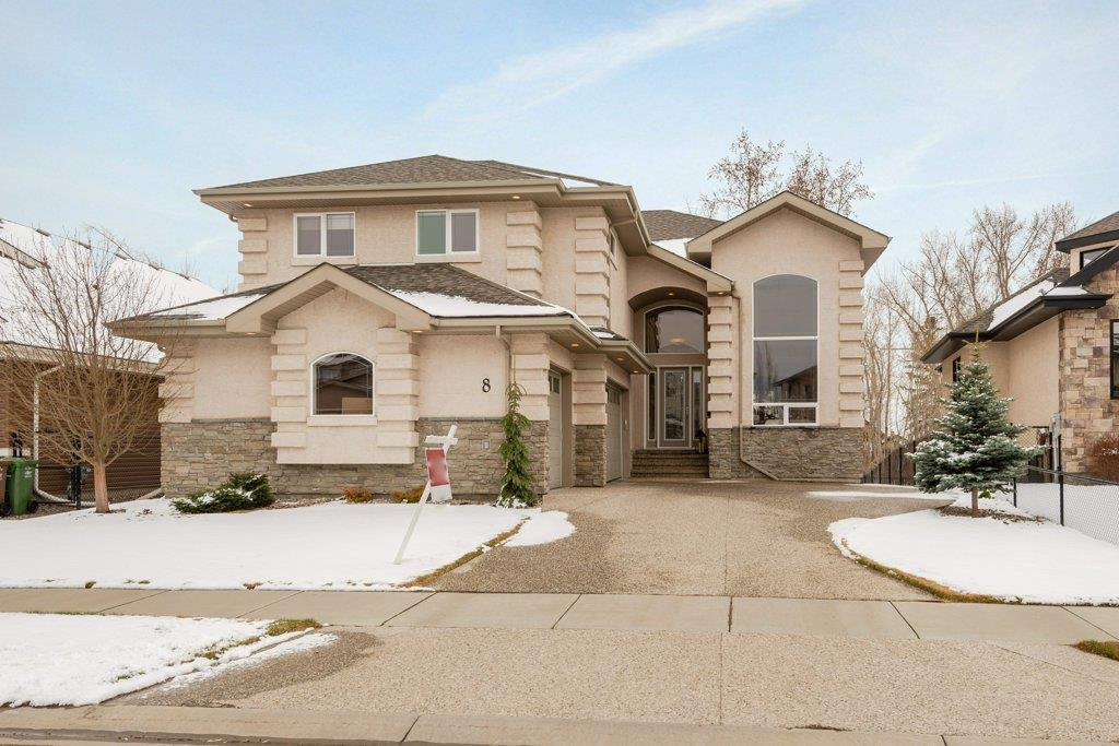 Main Photo: 8 LOISELLE Way: St. Albert House for sale : MLS®# E4181945