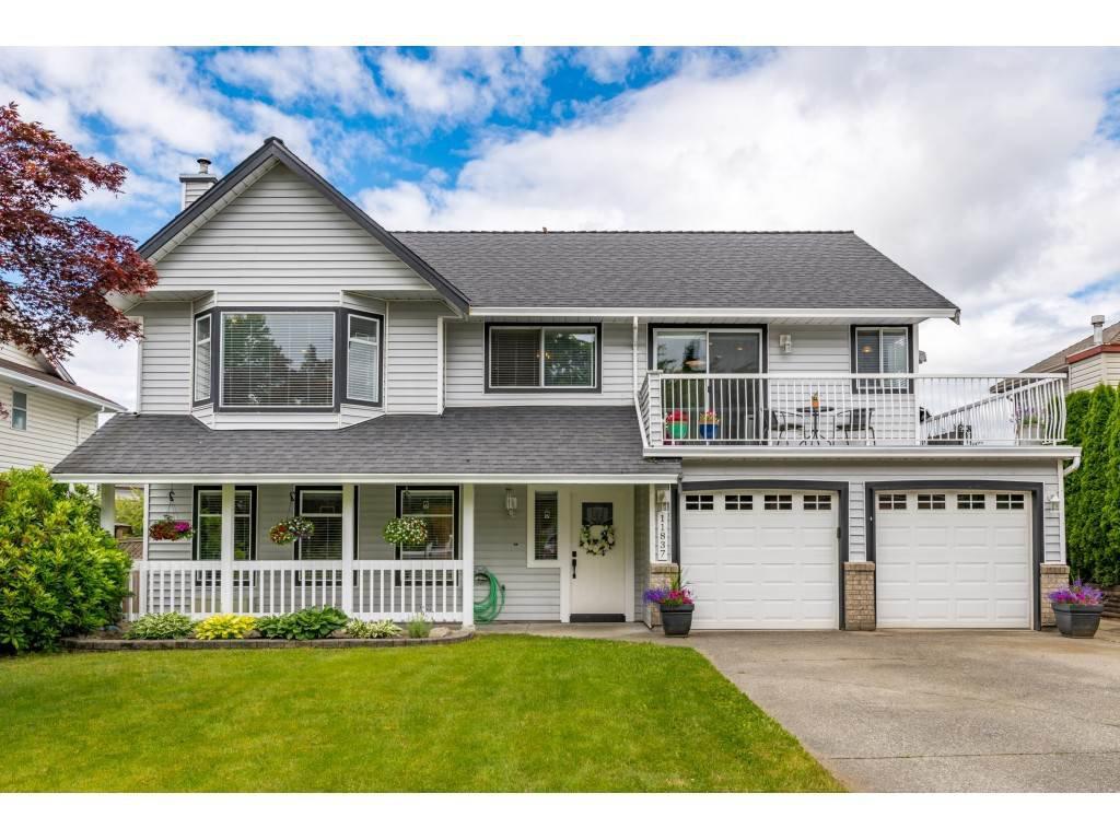 "Main Photo: 11837 190TH Street in Pitt Meadows: Central Meadows House for sale in ""Pitt Meadows"" : MLS®# R2470340"