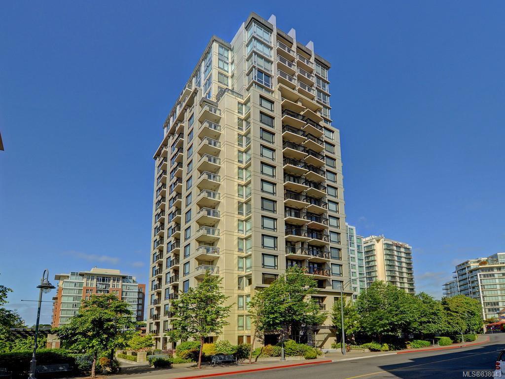 Main Photo: 601 751 Fairfield Rd in Victoria: Vi Downtown Condo Apartment for sale : MLS®# 838043