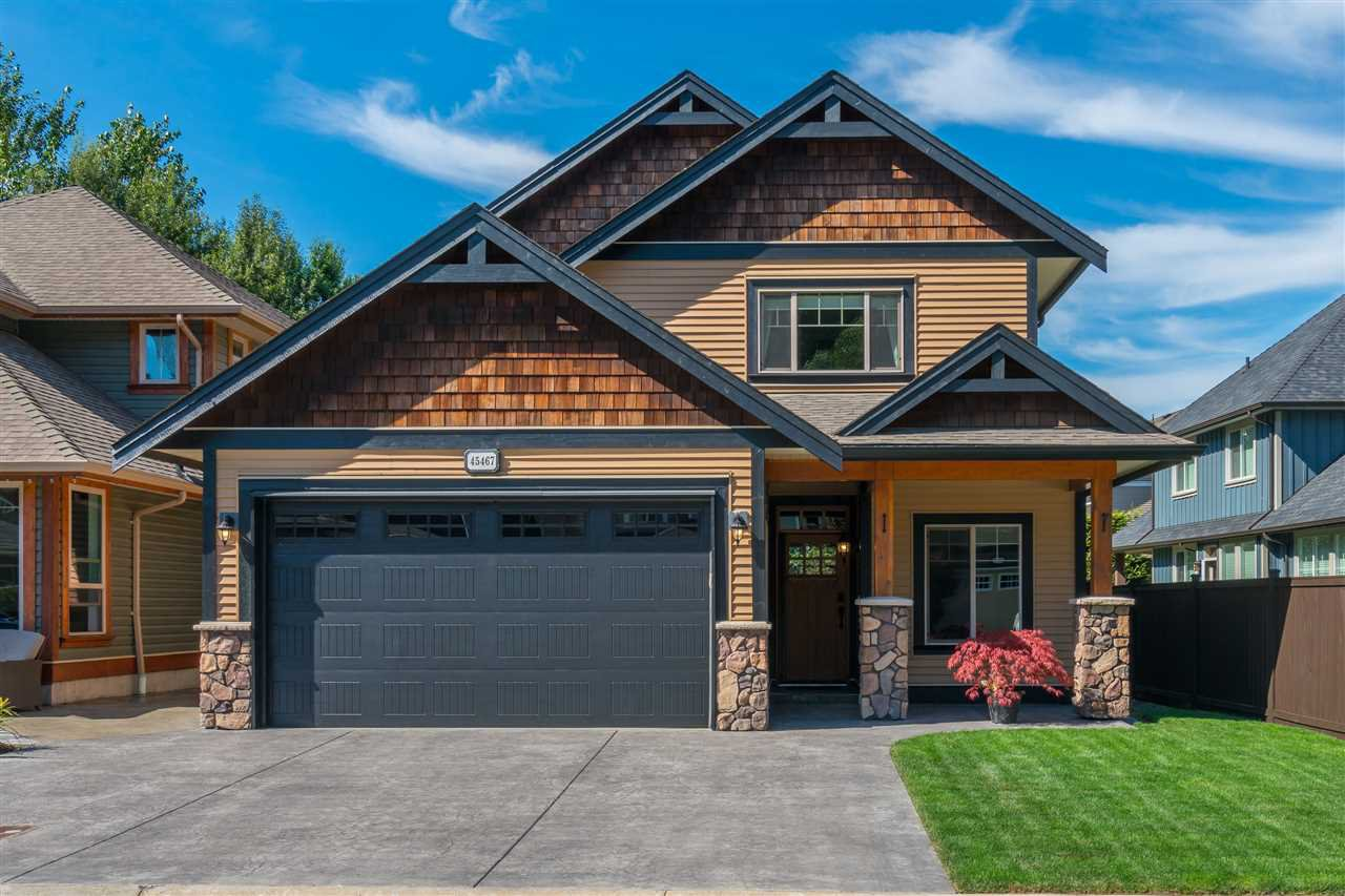 Main Photo: 45467 ARIEL Place: Cultus Lake House for sale : MLS®# R2481002