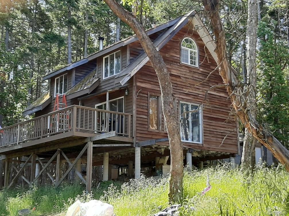 Main Photo: 275 COHO Blvd in : Isl Mudge Island House for sale (Islands)  : MLS®# 855807