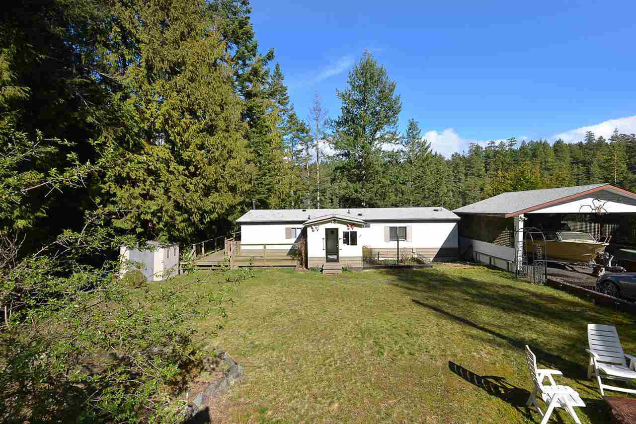 Main Photo: 9838 WESCAN ROAD in Halfmoon Bay: Halfmn Bay Secret Cv Redroofs House for sale (Sunshine Coast)  : MLS®# R2462318