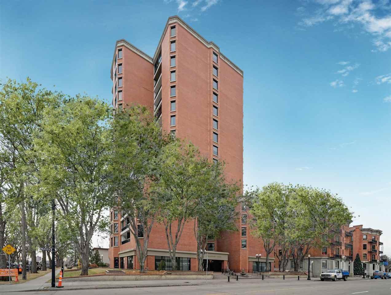 Main Photo: 501 11503 100 Avenue in Edmonton: Zone 12 Condo for sale : MLS®# E4220092