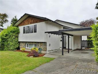 Main Photo: 1846 Chimo Place in VICTORIA: SE Lambrick Park Single Family Detached for sale (Saanich East)  : MLS®# 280467