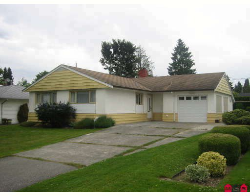 Main Photo: 11104 BOLIVAR in Surrey: Bolivar Heights House for sale (North Surrey)  : MLS®# F2819145