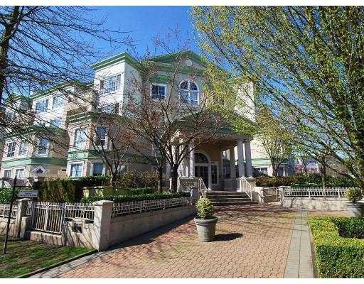"""Main Photo: 203 2990 PRINCESS Crescent in Coquitlam: Canyon Springs Condo for sale in """"THE MADISON"""" : MLS®# V762768"""