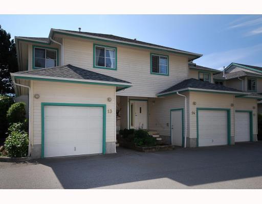 "Main Photo: 13 40200 GOVERNMENT Road in Squamish: Garibaldi Estates Townhouse for sale in ""VIKING RIDGE"" : MLS®# V777681"