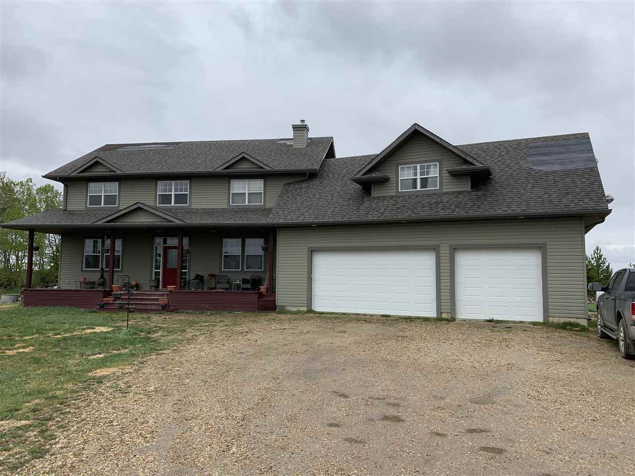 Main Photo: 55515 Range Road 262: Rural Sturgeon County House for sale : MLS®# E4166264