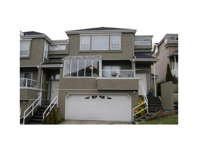 Main Photo: 2391 QUAYSIDE COURT in : South Marine Townhouse for sale : MLS®# V894068
