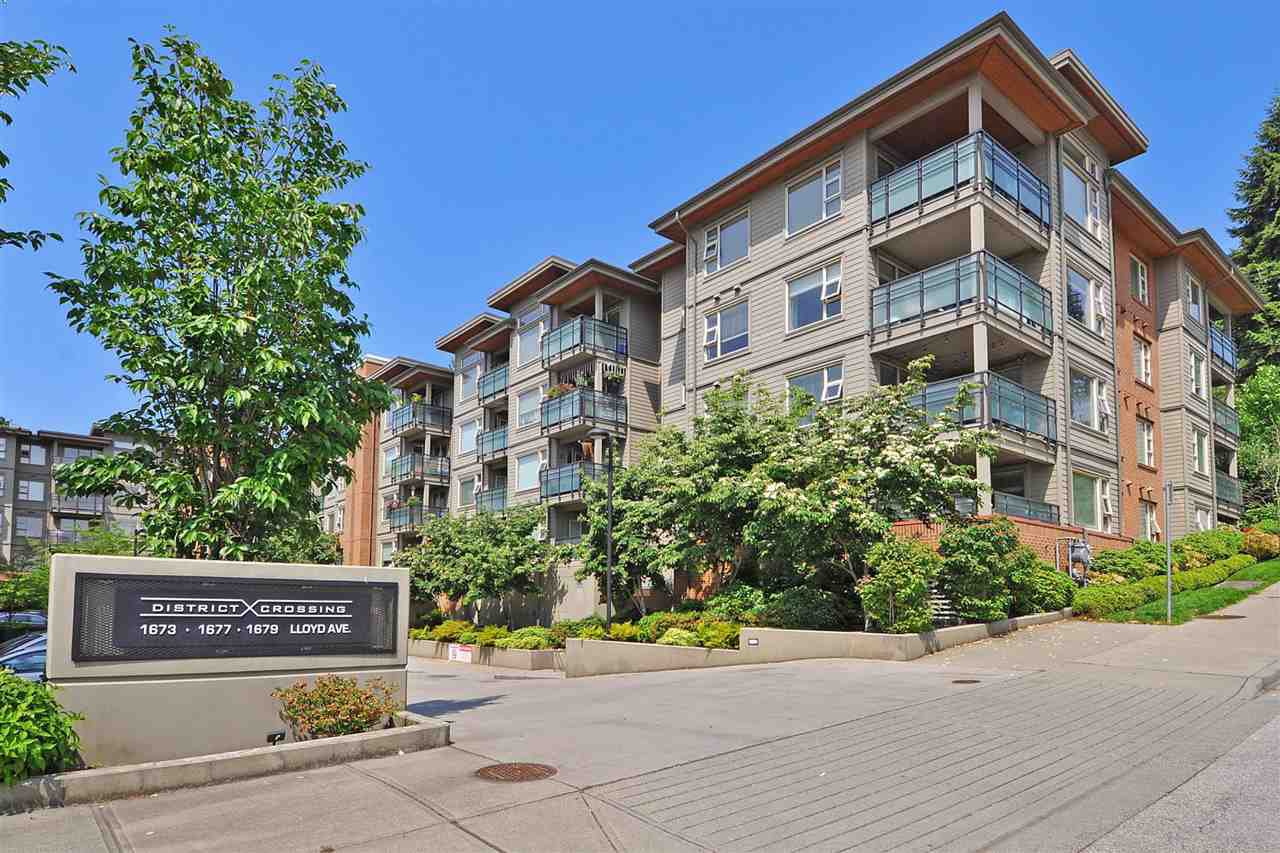 "Main Photo: 508 1679 LLOYD Avenue in North Vancouver: Pemberton NV Condo for sale in ""District Crossing"" : MLS®# R2404756"