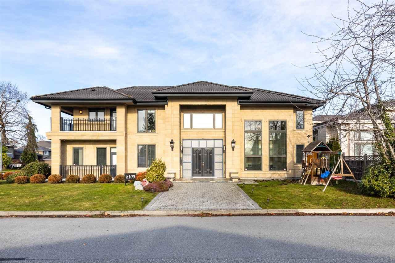 Main Photo: 8100 FAIRBROOK Crescent in Richmond: Seafair House for sale : MLS®# R2422514