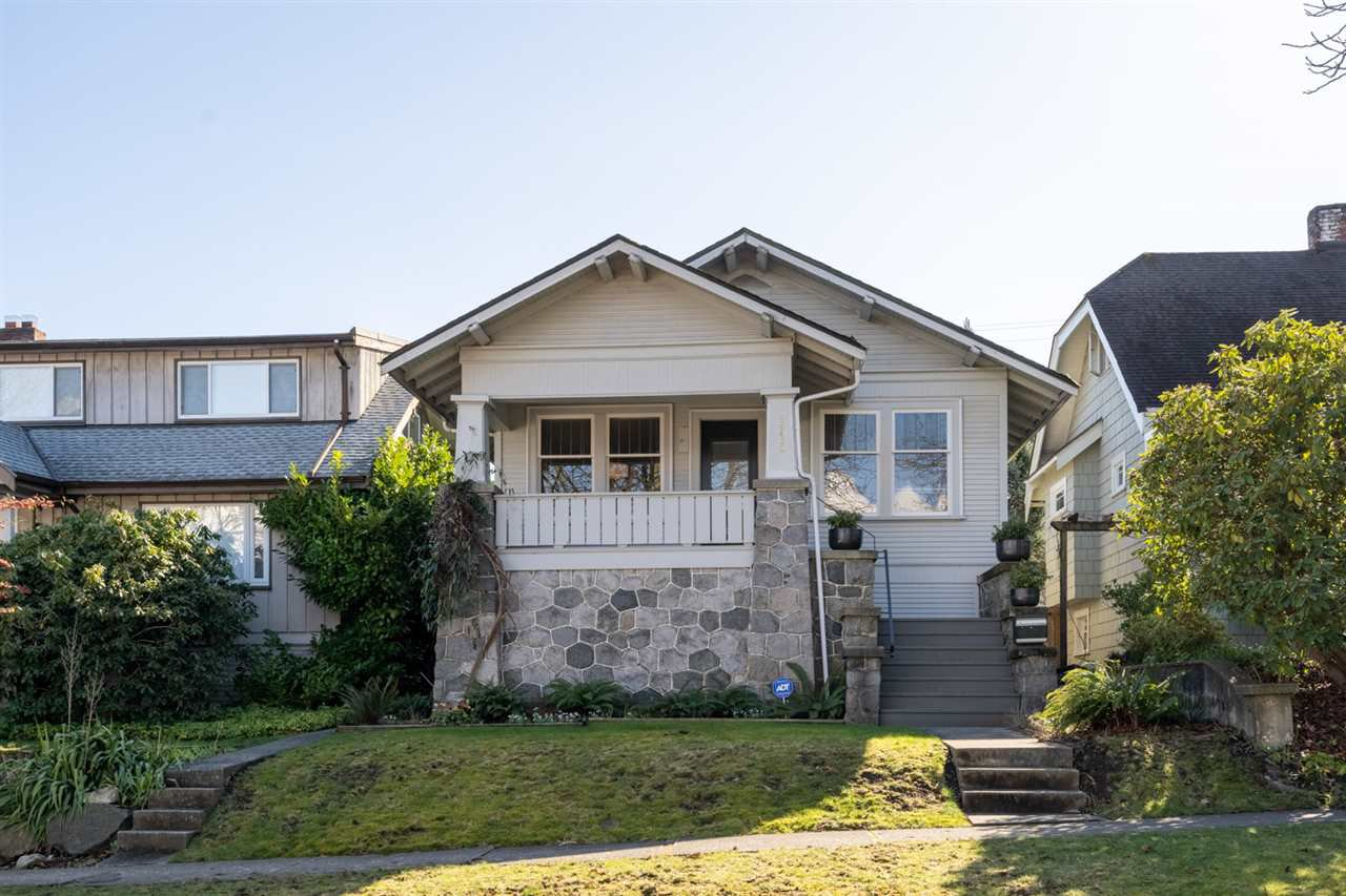 Main Photo: 3730 W 15TH Avenue in Vancouver: Point Grey House for sale (Vancouver West)  : MLS®# R2443310