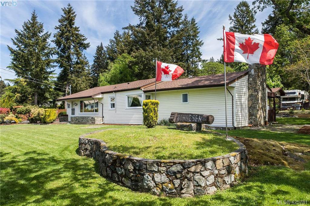 Main Photo: 4803 West Saanich Rd in VICTORIA: SW Beaver Lake House for sale (Saanich West)  : MLS®# 838952
