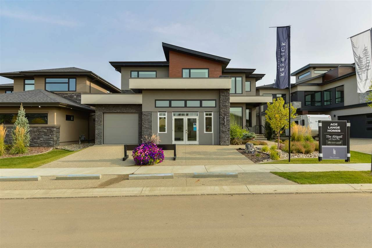 Main Photo: 4507 KNIGHT Wynd in Edmonton: Zone 56 House for sale : MLS®# E4215306