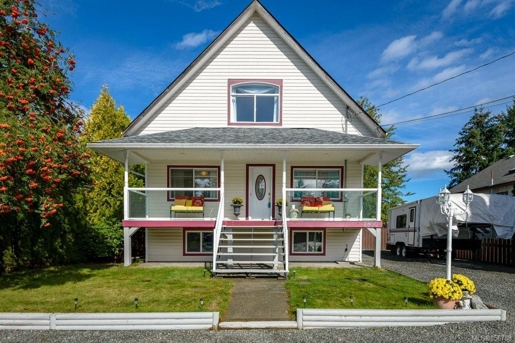 Main Photo: 2800 Allen Ave in : CV Cumberland House for sale (Comox Valley)  : MLS®# 856788