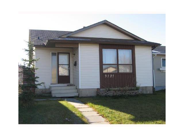 Main Photo: 3727 44 Avenue NE in CALGARY: Whitehorn Residential Detached Single Family for sale (Calgary)  : MLS®# C3432362