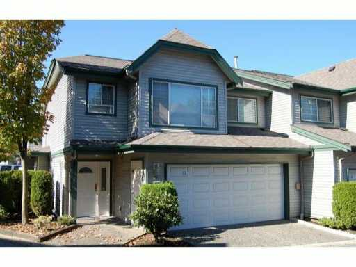 """Main Photo: 26 7465 MULBERRY Place in Burnaby: The Crest Townhouse for sale in """"SUNRIDGE"""" (Burnaby East)  : MLS®# V851137"""