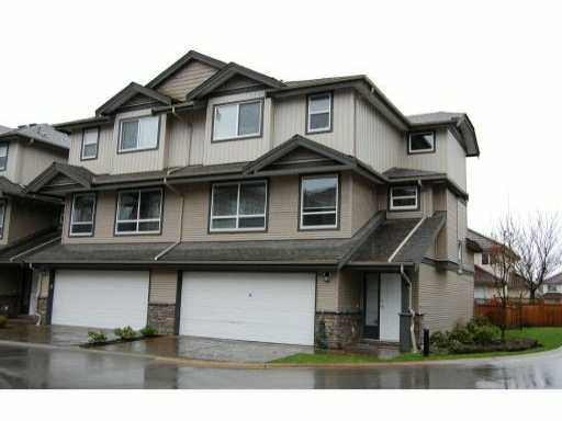 "Main Photo: 41 3127 SKEENA Street in Port Coquitlam: Riverwood Townhouse for sale in ""RIVER'S WALK"" : MLS®# V864285"