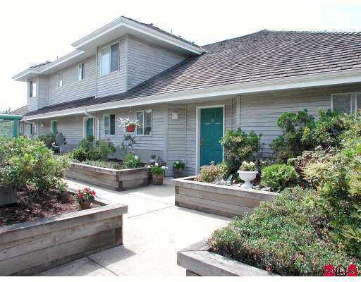 "Main Photo: 14 13670 84TH AV in Surrey: Bear Creek Green Timbers Townhouse for sale in ""THE TRAILS"" : MLS®# F2510938"