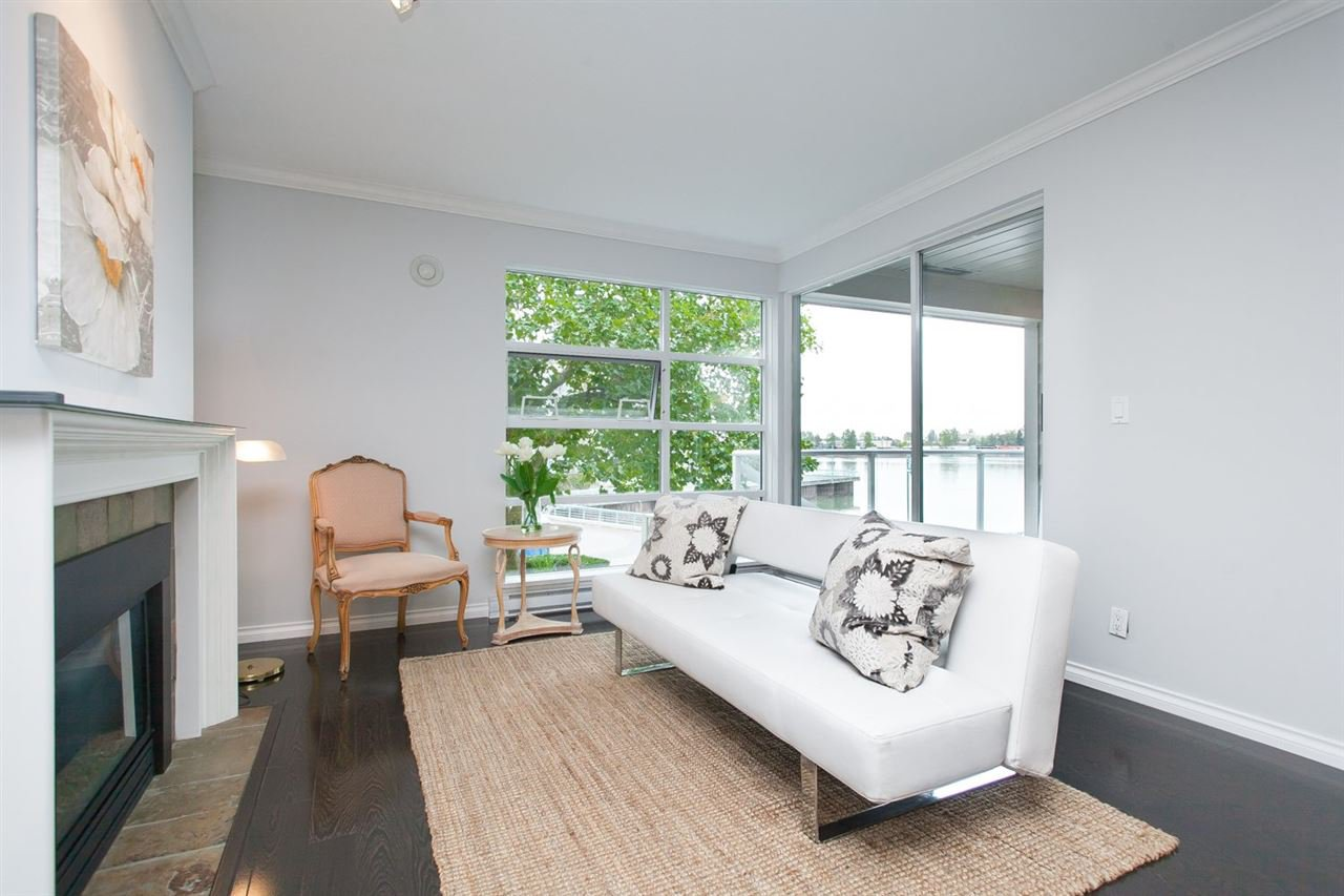 Main Photo: 212 1990 E KENT AVENUE SOUTH AVENUE in : South Marine Condo for sale (Vancouver East)  : MLS®# R2003769