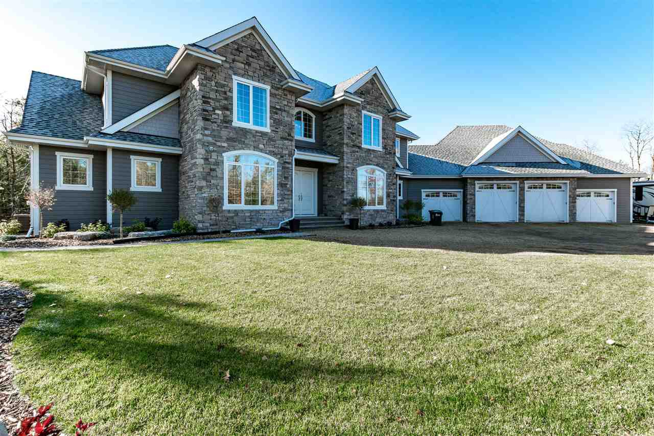Main Photo: 110 53025 Rge Rd 223: Rural Strathcona County House for sale : MLS®# E4175727