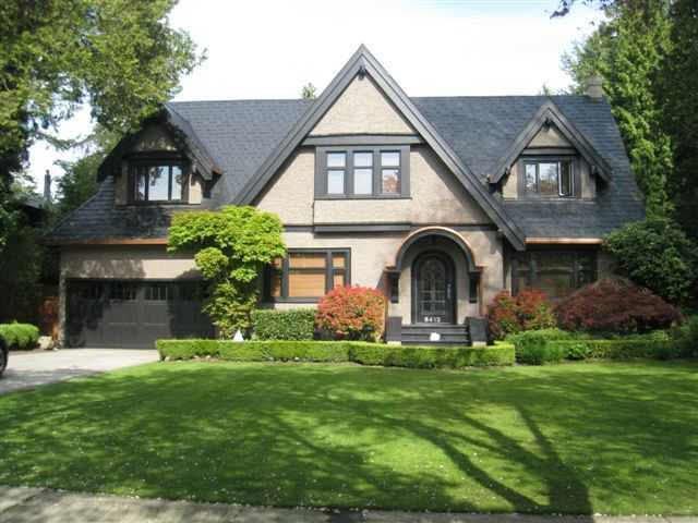 Main Photo: 6412 CHURCHILL STREET in : South Granville House for sale : MLS®# V897142