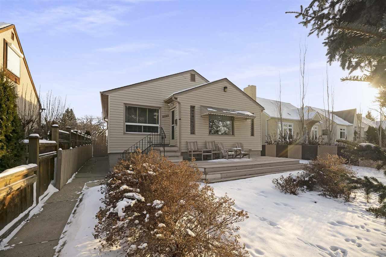 Main Photo: 10919 118 Street in Edmonton: Zone 08 House for sale : MLS®# E4182546
