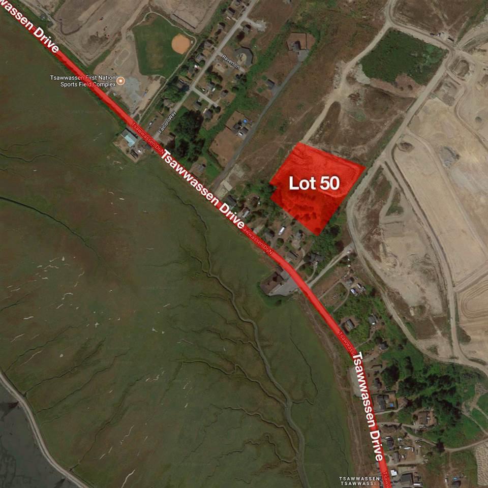 Main Photo: Lot 50 TSAWWASSEN Drive in Tsawwassen: Cliff Drive Land Commercial for sale : MLS®# C8034130