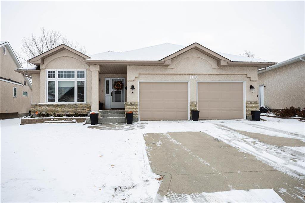 Main Photo: 100 Copperstone Crescent in Winnipeg: Southland Park Residential for sale (2K)  : MLS®# 202026989